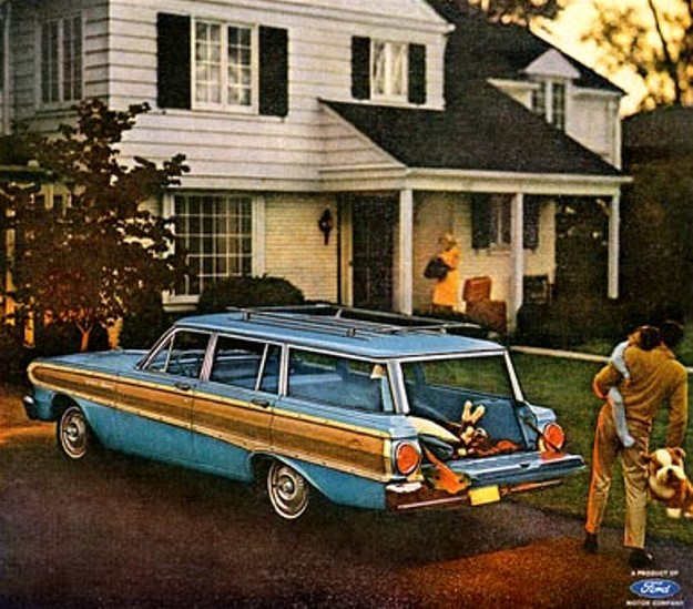 1964 Squire Station Wagon