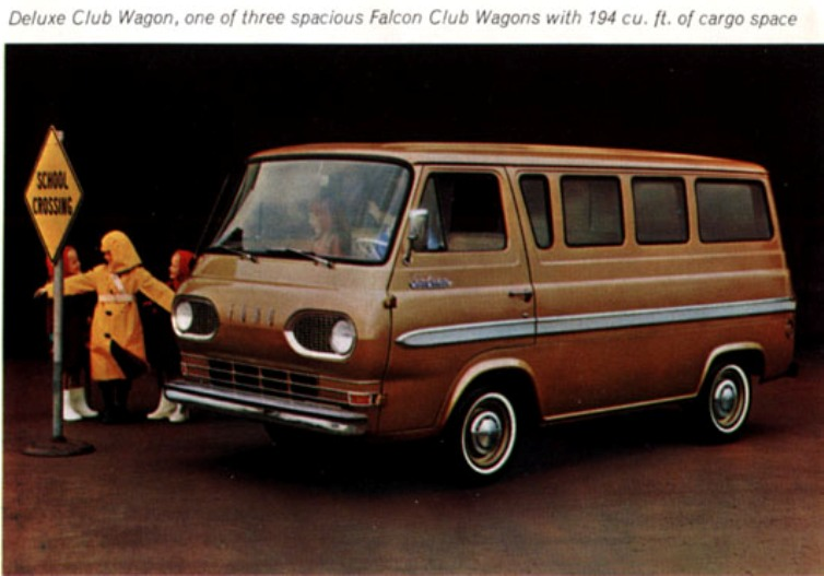 1965 Deluxe Club Wagon