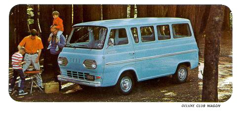 1966 Deluxe Club Wagon