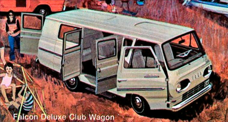 1967 Deluxe Club Wagon