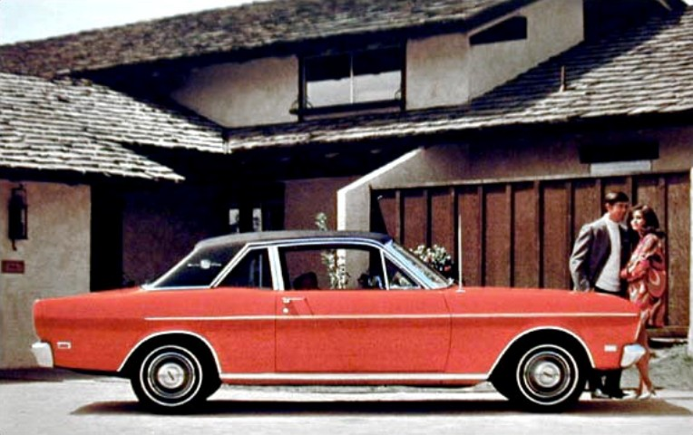 1969 Falcon Futura Sports Coupe